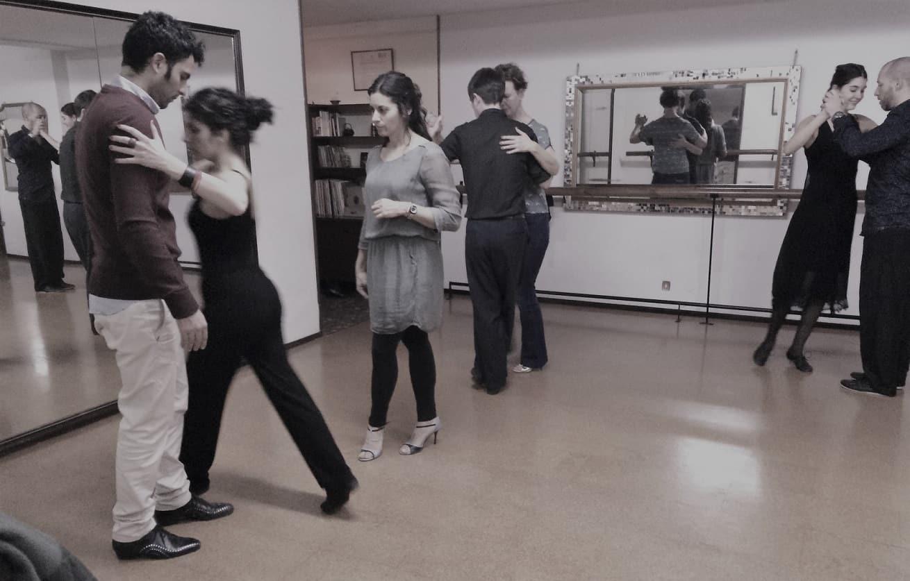 aprender bailar el tango barcelona